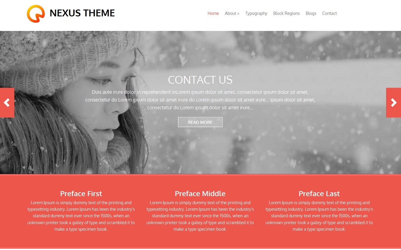 drupal 7 themes intranet