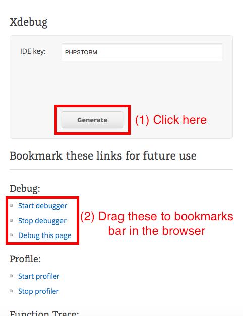 Configure PHPStorm to debug Drupal 8 | Red crackle