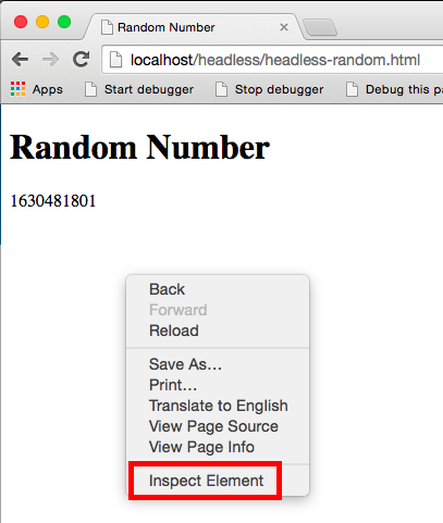 Creating the simplest headless Drupal 7 site | Red crackle